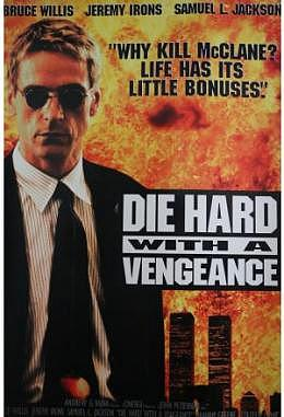 Die Hard: With a Vengeance - Motiv B