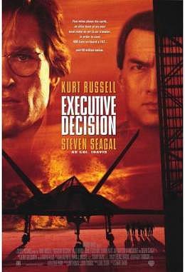 Executive Decision - Motiv B