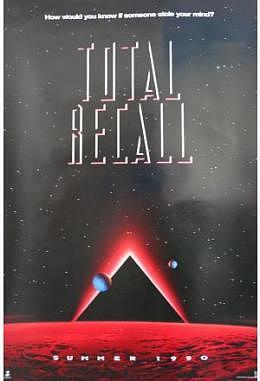 Total Recall - Motiv A Schwarzenegger