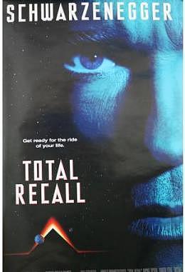 Total Recall - Motiv B Schwarzenegger