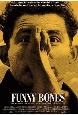 Funny Bones - Tödliche Scherze - A4