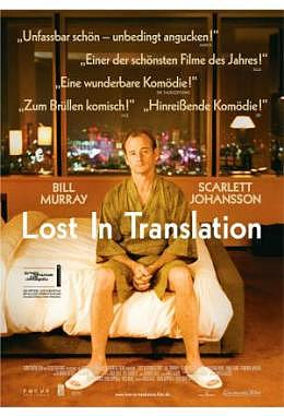Lost in Translation - Zwischen den Welten