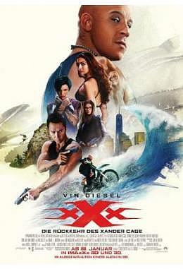 xXx3 - Die Rückkehr des Xander Cage