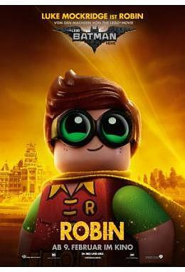 Lego Batman Movie, The - A1