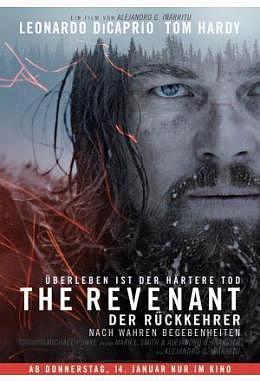Revenant, The - Der Rückkehrer