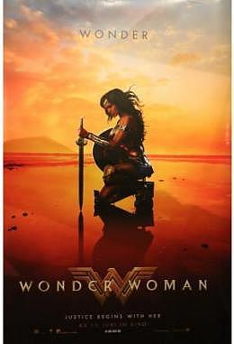 Wonder Woman - A1