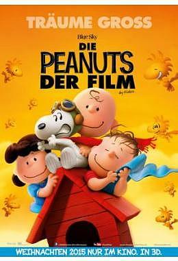 Peanuts, Die  - Der Film A1 Motiv B
