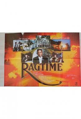 Ragtime - A0 quer mit Autogramm