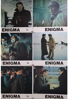 Enigma - Aushangfotos