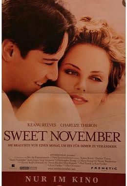 Sweet November - Eine Liebe im Herbst - A2