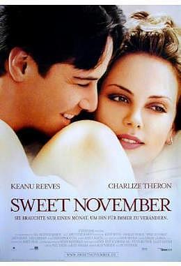 Sweet November - Eine Liebe im Herbst - A1 gefaltet