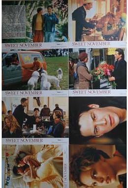 Sweet November - Eine Liebe im Herbst - Aushangfotos