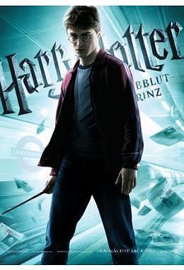 Harry Potter und der Halbblutprinz - Motiv B