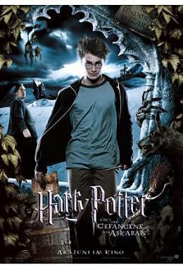 Harry Potter und der Gefangene von Askaban - Motiv A