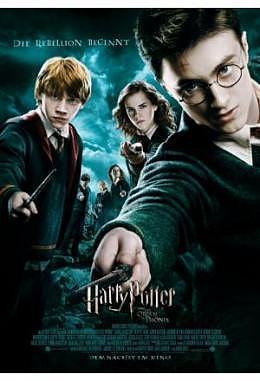 Harry Potter und der Orden des Phönix - A3 Motiv A