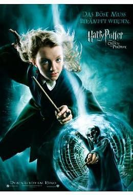 Harry Potter und der Orden des Phönix - A1 Motiv B