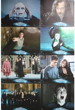 Harry Potter und der Orden des Phönix - Aushangfotos