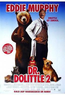 Dr. Dolittle 2 - Motiv B gefaltet