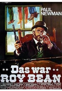 War Roy Bean,. Das