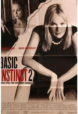 Basic Instinct - Neues Spiel für Catherine Tramell Motiv B