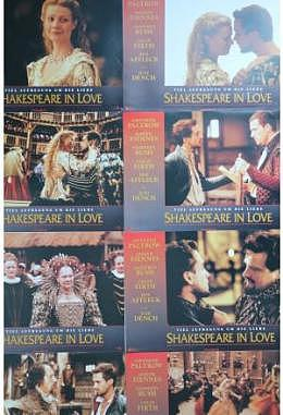 Shakespeare in Love - Aushangfotos