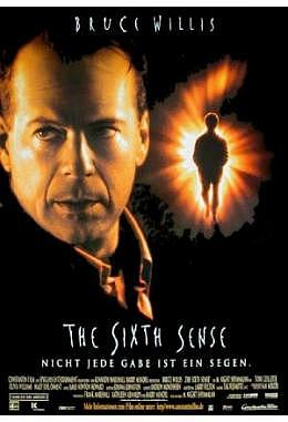 Sixth Sense, The - deutsch gefaltet