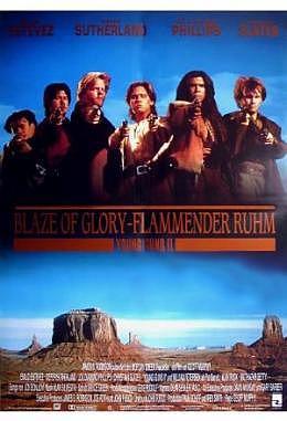 Blaze of Glory - Flammender Ruhm - A1