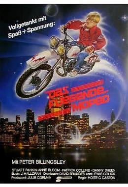 Fliegende Moped, Das