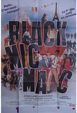 Black Mic Mac - 157 x 115cm