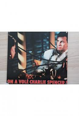 On a volé Charlie Spencer! - Aushangfotos