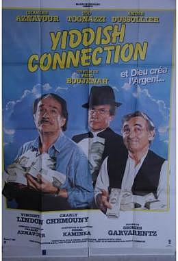 Yiddish Connection - 40 x 53cm