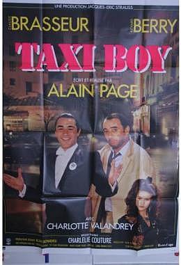 Taxi Boy - 40 x 53cm