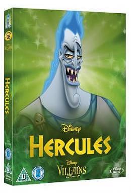 Hercules - Villains BD