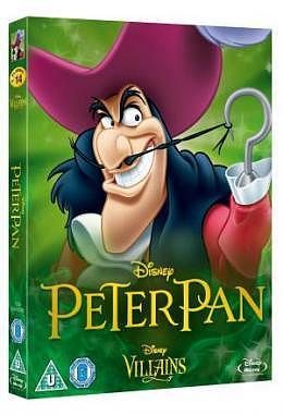 Peter Pan - Villains BD