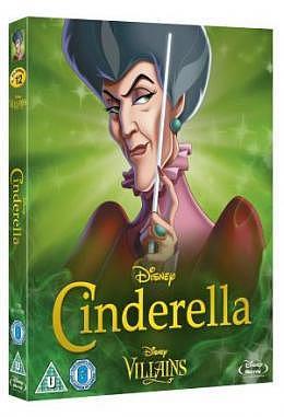 Cinderella- Villains BD