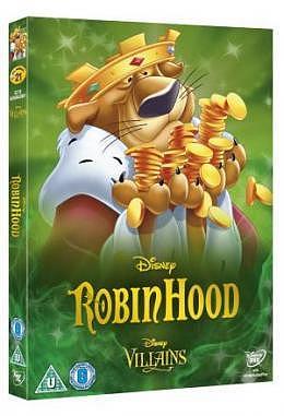 Robin Hood - Villains BD