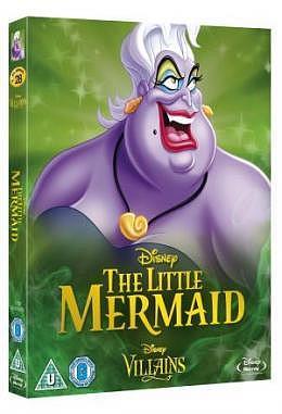 Little Mermaid, The - Villains BD