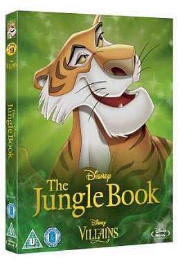 Jungle Book, The - Villains BD