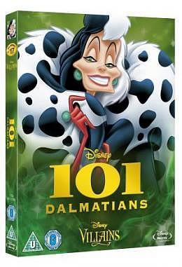 101 Dalmatians - Villains BD