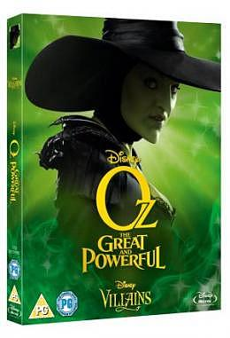 OZ The great and Powerful - Villains BD