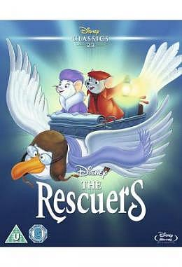 Rescuers, The - Blu Ray