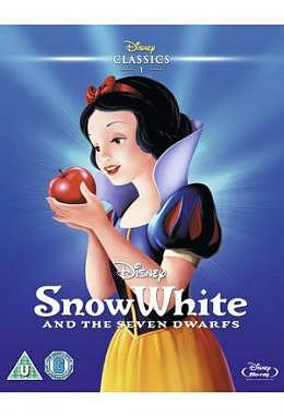 Snow White and the Seven Dwarfs - Blu Ray