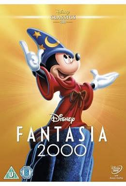 Fantasia 2000 - Blu Ray