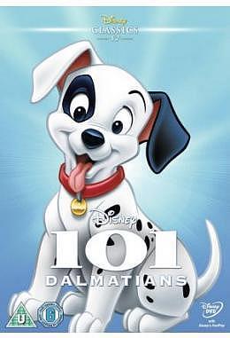 101 Dalmatians - Blu Ray