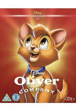 Oliver and Company - Blu RAy