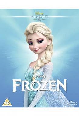 Frozen - Blu Ray