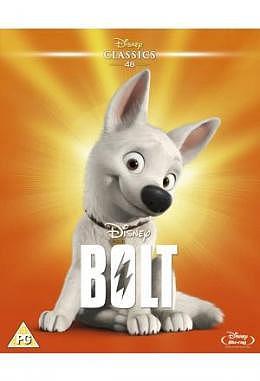 Bolt - Blu Ray