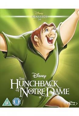 Hunchback of Notre Dame, The - Blu Ray