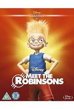 Meet the Robinsons - Blu RAy