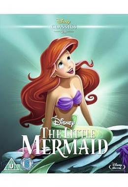 Little Mermaid, The - Blu Ray